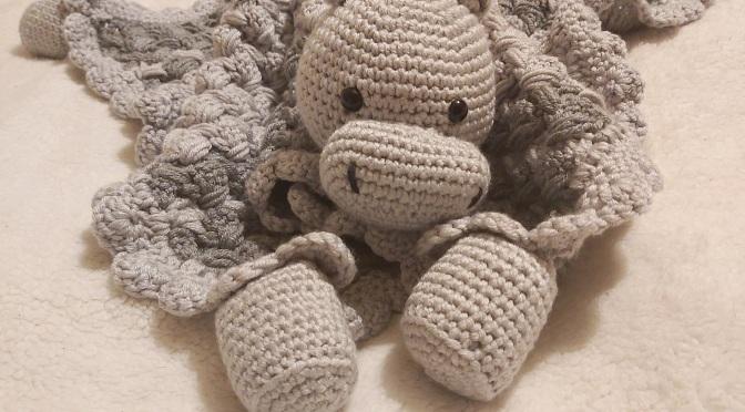 Happy Hippo Blanket